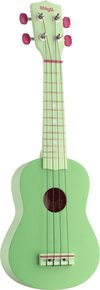 Soprano Ukulele Grass+Bag