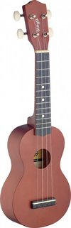 Soprano Ukulele Natural+Bag