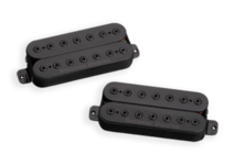 SET Alpha & Omega 7-string  Humbucker set Blk