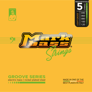 MB Groove Bass NPS - 040 060 080 100 120