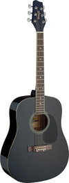 Dreadnought Ac.Gt.-Blk