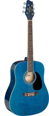 Dreadnought Ac.Gt.-Blue