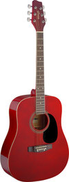 Dreadnought Ac.Gt.-Red