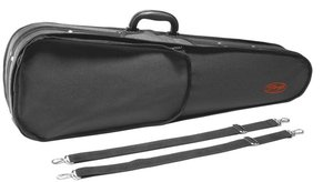 1/2 Violin Soft Case-Black