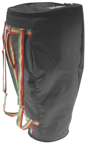 "10"" Conga Bag Black"