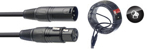 20M/66F Dmx Cable Xlrf-Xlrm 3P