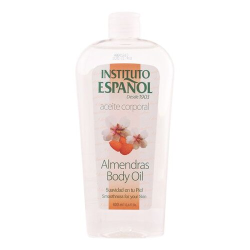 Almond Body Oil Instituto Español (400 ml)