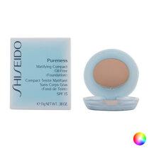 Basmakeup - pulver Pureness Shiseido