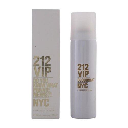 Deodorantspray 212 Vip Carolina Herrera (150 ml)