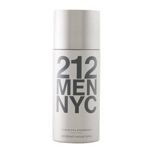 Deodorantspray 212 Nyc Men Carolina Herrera (150 ml)