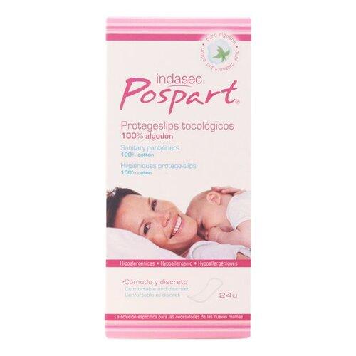 Förlossningsbindor Pospart Indasec (24 uds)