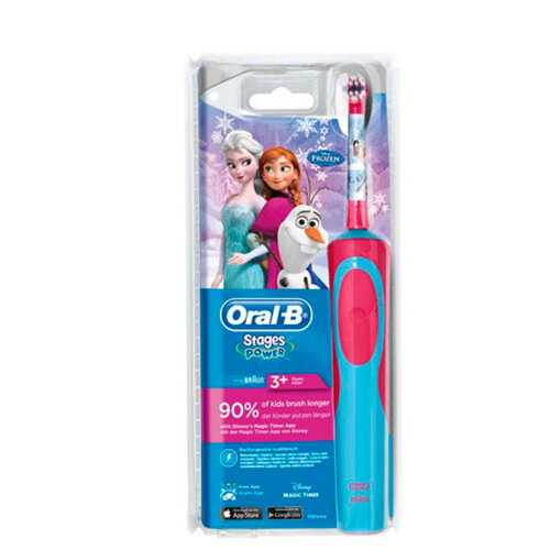 Elektrisk Tandborste Oral-B Frozen