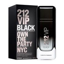 Men's Perfume 212 Vip  Black Carolina Herrera EDP