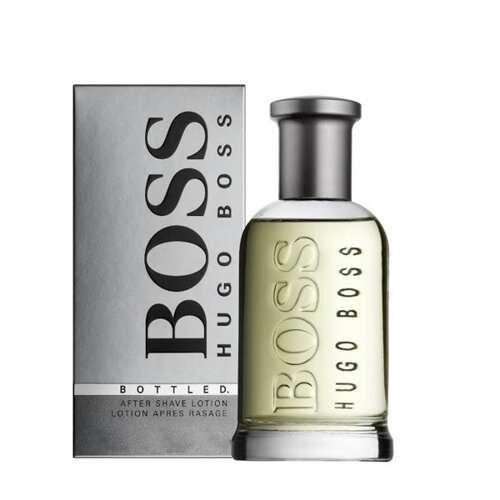After Shave Lotion Bottled Hugo Boss-boss (100 ml)