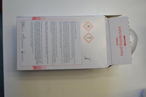 Sterisol® Handdesinfektion Etanol, 0,7 liter