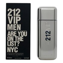 Men's Perfume 212 Vip Carolina Herrera EDT