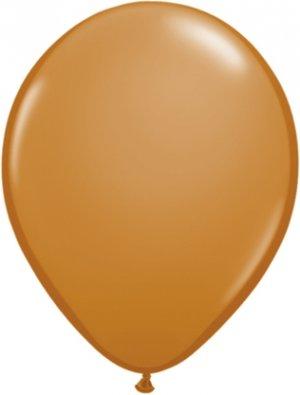 "28cm brun-mocka brun ballong - 11"""