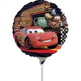 Miniballong  Luftfylld - Cars 23 cm