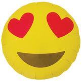 "18"" Emoji Love 46 cm"