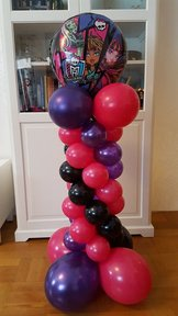 Ballongpelare - Liten