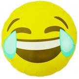 "18"" Emoji Laughing Crying 46 cm"