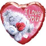 "18"" Tatty Teddy - I Love You"