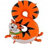 Folieballong Siffra - 8 - Animaloons