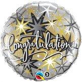 """18"""" Congratulations Elegant"""