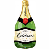 "39"" Celebrate Bubbly Wine Bottle"