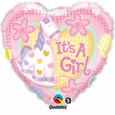 "18"" It´s A Girl Soft Ponny"