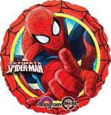 """18"""" Heliumfylld Spindelmannen Action 45 cm"""