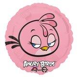 "18"" Angry Bird Pink 45 cm"