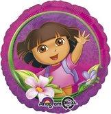 "18"" Heliumfylld Dora The Explorer 45 cm"
