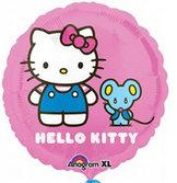 """18"""" Heliumfylld Hello Kitty! Characters 45 cm"""