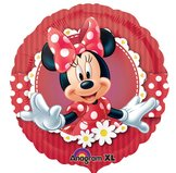 "18"" Heliumfylld Mad about Minnie 45 cm"