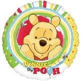 "18"" Heliumfylld Winnie the pooh 45 cm"