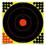 """Shoot-N-C 17"""" självmarkerande pricktavla (5-pack)"""