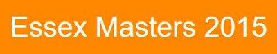 Essex Masters 2015