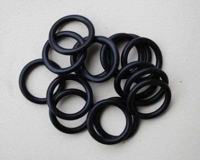 O-ringar för nylonrullar