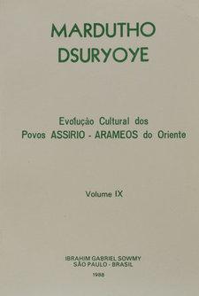Mardutho d suryoye Vol III