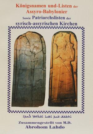 Königsnamen und- Listen der Assyro-Babylonier