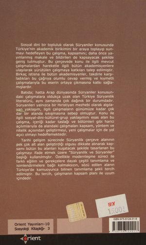 Suryaniler ve Suryanilik III
