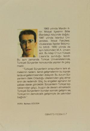 Suryanilerin Kökeni ve Turkiyeli Suryaniler