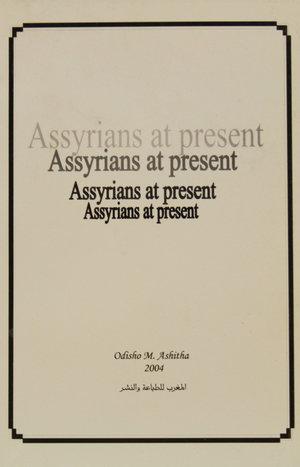 Assyrians at present