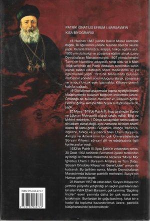 Sacilmis inciler - Süryanilerin Yazınsal Tarihi