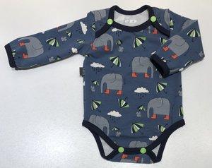 Body Elefant i gummmistövlar, 62