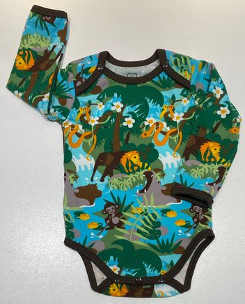 Body Safari, 80