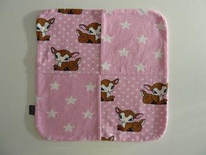 Snutte Bambi rosa