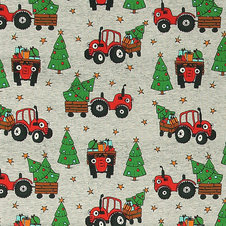Jultraktor  -  Ekologiskt