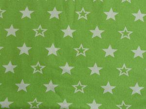 Blinka lilla stjärna grön